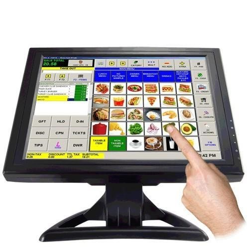 Touch Screen Point of Sale